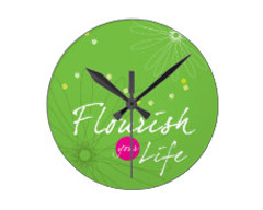 fluorish-your-life-clock