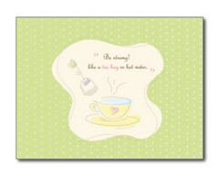 be-strong-card